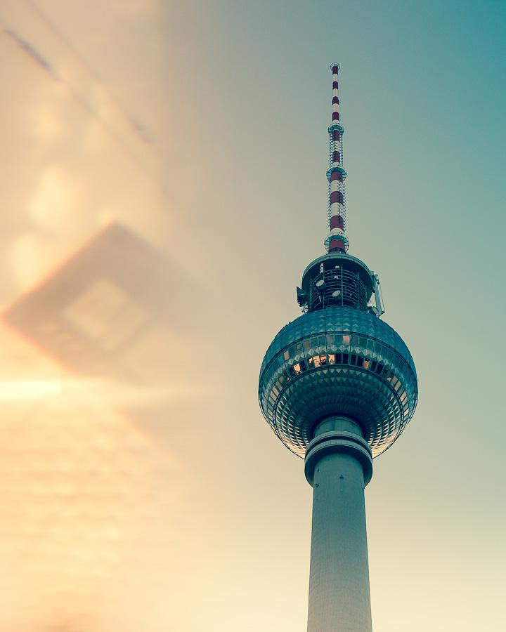 Berliner Fernsehturm / Berlin TV Tower