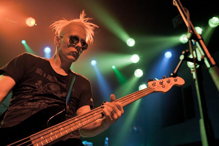 Tim Sköld, Doctor Midnight & The Mercy Cult, Göta källare, Stockholm, Sweden, Friday 13th of May 2011, 20110513