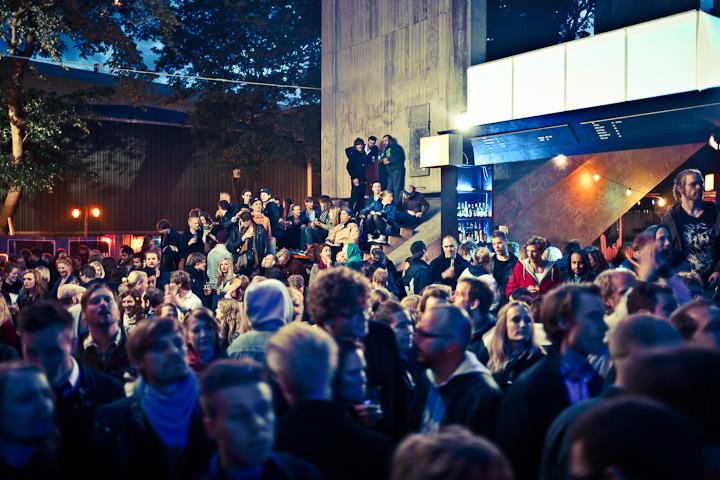 JJ at Trädgården, Skanstull, Stockholm, Sweden. May 27, 2011. 20110527.